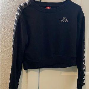 Iike new KAPPA crop sweatshirt